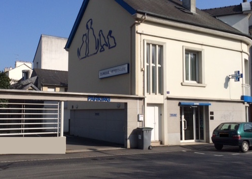 CLINIQUE VETERINAIRE RENNES :  DAVID&BATELLIER
